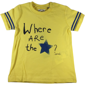 """T-shirt IKKS """"Where are the..."""
